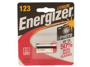 Energizer El123Apb 3-Volt Lithium Photo Battery -