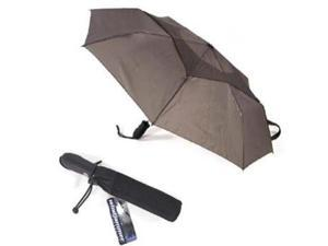 ShedRain Windjammer Auto Open Umbrella (Black) - ShedRain
