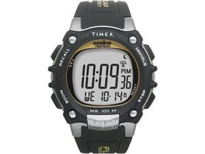 IRONMAN Triathlon 100-Lap Flix Watch BLACK/ORANGE - Timex