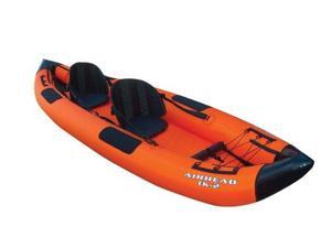 Kwik Tek Travel Kayak Deluxe 12 ft 2 person - Kwik Tek