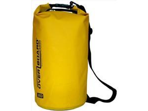20 L Dry Tube Yellow - Overboard