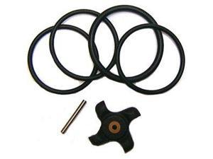 Tacktick Paddle Wheel Replacement Kit - TACKTICK