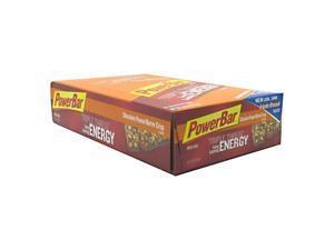 Powerbar Triple Threat Chocolate Peanut Butter Crisp, Box Of 15 - Powerbar