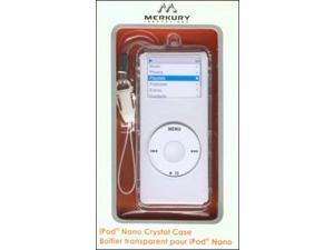 Merkury Innovations MI-NACC iPod Nano Crystal Case - Merkury Innovations