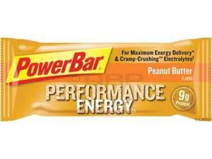 Power Bar Performance Energy Bars, Peanut Butter, 12 Pk - PowerBar