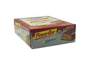 Powerbar Recovery Bar Caramel Chocolate Peanut Butter - Powerbar