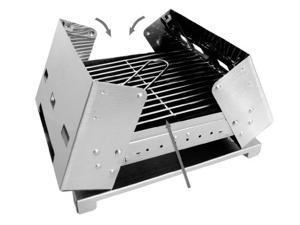Esbit Portable Folding Charcoal Bbq Grill With Carrying Bag - Esbit