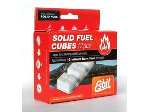 Esbit Solid Fuel (12 Pieces x14-Grams) - Esbit