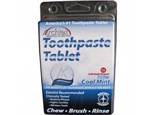 Archtek -  Toothpaste Tablet Mint 15Pk (Teeth Care) - ARCHTEK