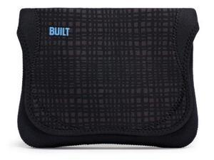 BUILT Apple iPad or iPad 2 Neoprene Envelope Sleeve, Graphite Grid - Built NY