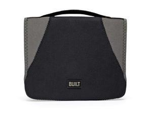 Built NY Convertible Neoprene Case for All iPads, Black and Granite (E-CND3-BGE) - Built NY