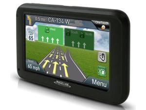Magellan Roadmate 2220-LM 4.3-Inch Widescreen Portable GPS Navigator with Lifetime Maps - Magellan