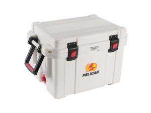 Pelican Progear Elite Marine Deluxe Cooler With 2-Inch Insulation, White, 35-Quart - Pelican