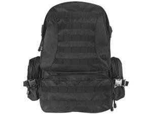 Advance Hydro Assault Backpack Black -