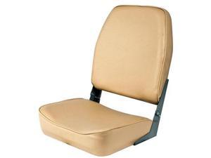 Shoreline Marine Boat Seat High Back Sand SL67241 (Marine/Marine Accessories)