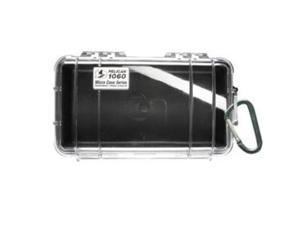 Pelican 1060 Micro Dry Case with Clear Lid - Black - 1060-025-100 - Pelican