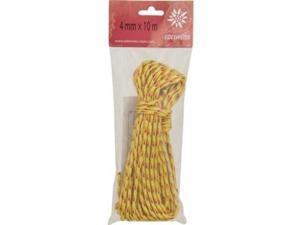 Edelweiss Black2Mm Cut Cord X 10M(33') -Edelweiss Pre Cut Length Cord