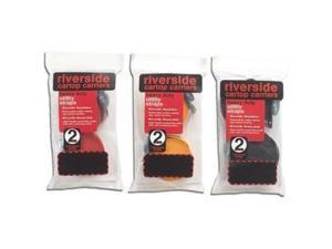 Riverside Utility Straps 9' Red 2Pk -Heavy Duty Utility Straps