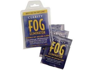 Fog Eliminator - 3 Pack - Clarity