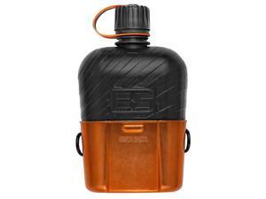 Gerber Bear Grylls Canteen Water Bottle W/ Cooking CupGerber Bear Grylls Canteen Water Bottle W/Cooking Cup