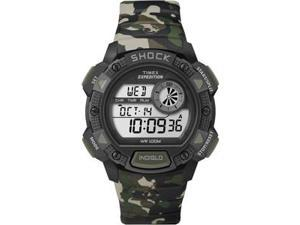 Timex Men's T499769J Expedition Digital Watch with Camouflage Strap - T49976 - Timex