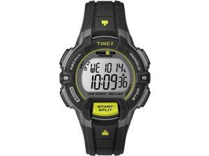 Timex Ironman 30 Lap Rugged Mid Size Watch - Black/LimeTimex - T5K809