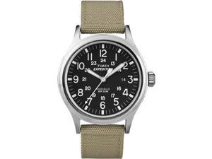 Timex Expedition Scout Metal Watch - Khaki/BlackTimex - T49962