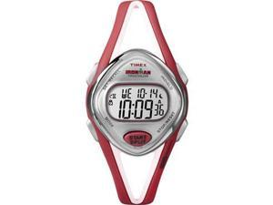 Timex Ironman Sleek 50-Lap Mid-Size Watch - OrangeTimex - T5K787