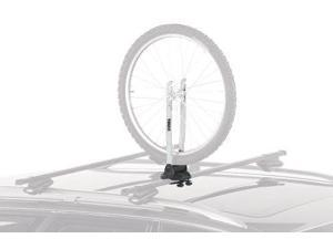!! Thule 593 Wheel-On Rooftop Bicycle Wheel Carrier - Thule