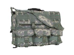 Acu Digital Camouflage Tactical Field Briefcase - 17.5 X 14 X 5 Inches, Laptop Computer Shoulder Bag - Outdoor Shopping