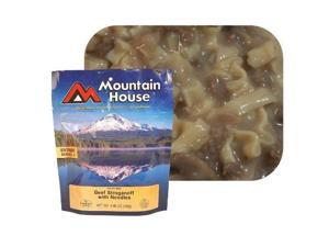 Mountain House Beef Stroganoff - 2 Servings - Mountain House