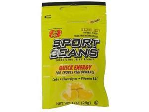 Jelly Belly Sport Beans - Lemon Lime fla Case Pack 48 - 671403 - Jelly Belly