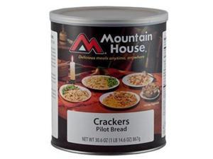 Mountain House Pilot Bread Crackers Can -Mountain House #10 Cans