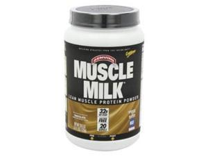 CytoSport Muscle Milk, Chocolate, Gluten Free, 2.47 Pound - Cytomax