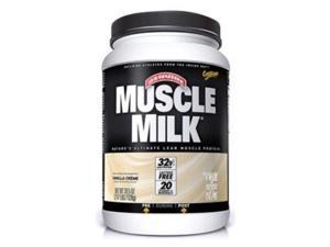 CytoSport Muscle Milk, Vanilla Creme, 2.47 Pound - Cytomax