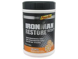 PowerBar Ironman Recovery Beverage: Orange&#59; 36 Serving Canister - Powerbar