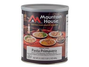 Mountain House Pasta Primavera Can -Mountain House #10 Cans