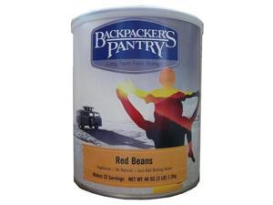 Backpackers Pantry #10 Caninstant Red Beans Can -Bp Side Dish #10 Cans