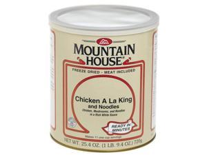 Mountain House #10 Can Chicken Ala King (11 - 1 cup servings) - Mountain House