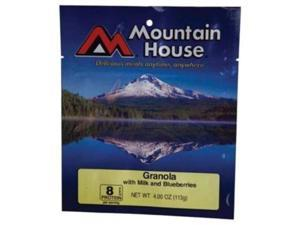 Mountain House Granola W/ Blueberries -Breakfast Courses