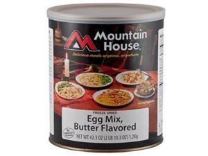 Mountain House Eggs W/Real Bacon Can -Mountain House #10 Cans