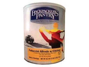 Backpackers Pantry Fettuccini Chick Alfredo Can -Bp Entree #10 Cans