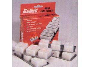 Esbit Solid Fuel Tablets , 12 pieces , 14g each - Esbit