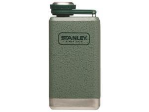 Stanley Adventure Stainless Steel Flask 8oz Hammertone Green - Stanley
