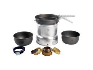 Trangia 27-7 Ha Stove Kit W/Gas Burner -Trangia 27-7 Ultralight Hard Anodized