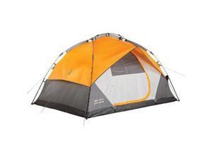 Coleman 5-Person Instant Dome Tent - 2000015674 - Coleman