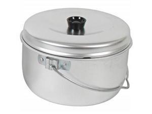 Trangia Alu Cook Pot W/ Lid 4.5L -Trangia Alum Cook Pot W/ Lid