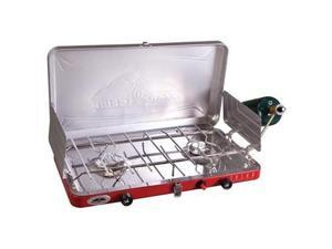 Top Quality By CAMP CHEF Camp Chef Mountain Ms2 Burner - 2 X Burner - Stainless Steel Aluminum - Camp Chef