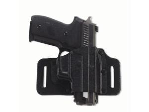 Galco Tac Slide Belt Holster  #40;Black #41;, 4-Inch Springfield XD 9 #47;.40, Right Hand - TS440B -