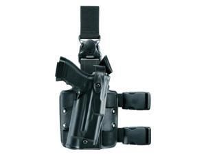 Safariland Stx Tactical Black Right Hand 6305 Als Tactical Gear System Holster, Smith & Wesson M&P .40 With Procyon (4.5